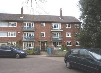 Thumbnail 3 bedroom flat to rent in Beaconsfield Close, London