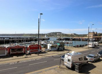 Thumbnail 3 bed flat for sale in Quay Street, Scarborough