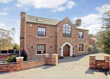 Thumbnail 6 bed detached house for sale in Sheepwalk Lane, Ravenshead, Nottingham