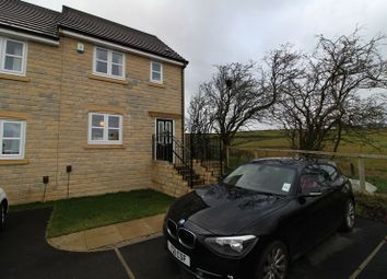 Thumbnail 2 bed semi-detached house for sale in Warton Avenue, Lindley