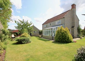 Thumbnail 4 bed detached house for sale in Mounsdon Close, Butleigh, Glastonbury