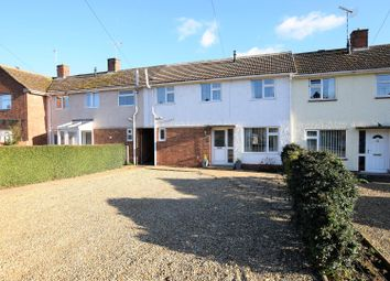 Thumbnail 3 bed terraced house for sale in Willow Crescent, Oakham