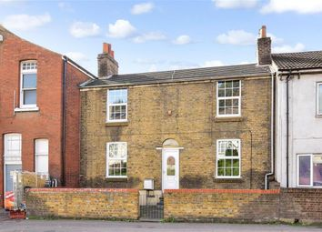 Thumbnail 3 bed terraced house for sale in Luton Road, Chatham, Kent