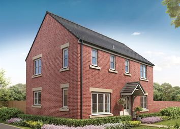 "Thumbnail 3 bedroom detached house for sale in ""The Lockwood Corner"" at Stanhill Street, Oswaldtwistle, Accrington"