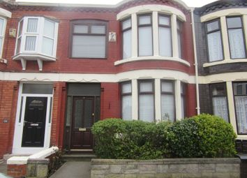 Thumbnail Terraced house for sale in Classic Road, Liverpool