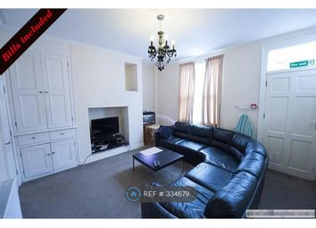Thumbnail 6 bed terraced house to rent in Burchett Place, Leeds