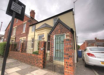 Thumbnail 2 bed terraced house to rent in Myrtle Grove, Jesmond, Newcastle Upon Tyne