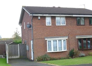 Thumbnail 2 bedroom property to rent in Snowdon Way, Wolverhampton