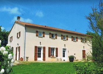 Thumbnail 6 bed property for sale in Chef-Boutonne, Deux-Sèvres, France