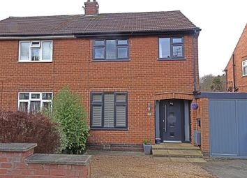 Thumbnail 3 bedroom semi-detached house to rent in Spinney Road, Ilkeston