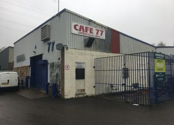 Thumbnail Industrial to let in Unit 77 Springvale Industrial Estate, Cwmbran