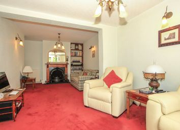 Thumbnail 3 bedroom detached house for sale in Oundle Road, Woodston, Peterborough