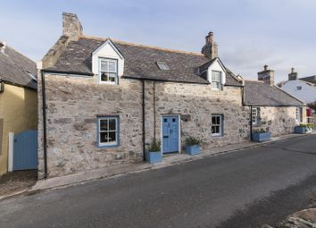 Thumbnail 3 bed cottage for sale in Church Street, Portsoy, Aberdeenshire
