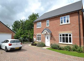 Thumbnail 4 bed detached house for sale in Blake Road, Hermitage, Berkshire
