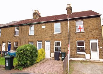 Thumbnail 3 bedroom terraced house to rent in Invicta Road, Dartford
