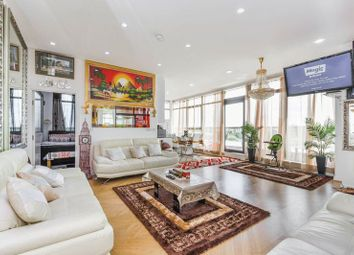 Thumbnail 3 bed flat to rent in Shaftesbury Road, London