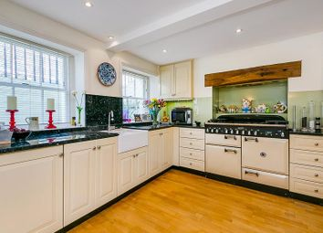 Thumbnail 4 bed property for sale in Addison Bridge Place, London