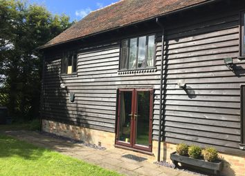 Thumbnail 1 bed barn conversion to rent in Magdalen Laver, Ongar