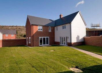 Thumbnail 4 bed detached house for sale in Plot 39, Darland View, Hempstead, Kent