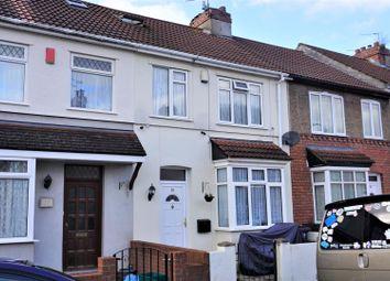 Thumbnail 3 bedroom terraced house for sale in Walton Avenue, St Annes, Bristol