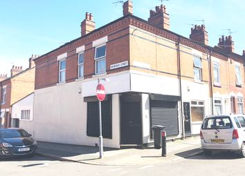 Thumbnail Retail premises for sale in Eggington Street, Leicester