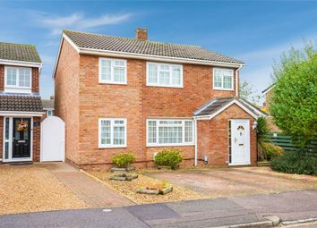 Thumbnail 3 bed detached house for sale in Lorraine Road, Wootton, Bedford