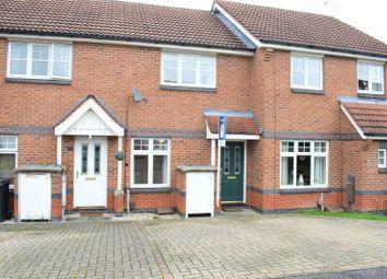 2 bed terraced house to rent in Sanders Close, Shipley View, Ilkeston, Derbyshire DE7