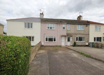 Thumbnail 3 bed terraced house for sale in Crompton Road, Bilsthorpe, Newark, Nottinghamshire