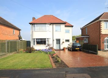 Thumbnail 3 bed detached house for sale in Heath Lane, Earl Shilton, Leicester