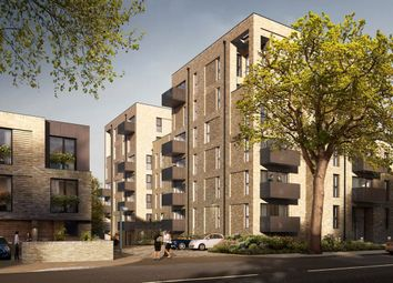 Thumbnail 3 bed flat for sale in Victoria Drive, London