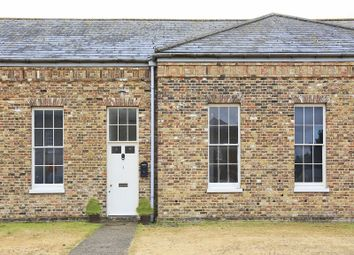 Thumbnail 2 bed cottage for sale in The Cottages, Royal Naval Hospital, Great Yarmouth