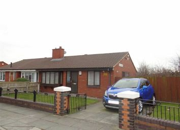 Thumbnail 2 bed semi-detached bungalow for sale in Caspian Road, Walton, Liverpool