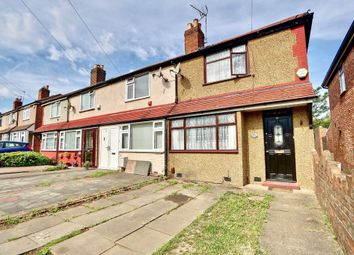 Thumbnail 3 bedroom end terrace house for sale in Woodrow Avenue, Hayes