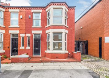 3 bed end terrace house for sale in Queensdale Road, Mossley Hill, Liverpool L18