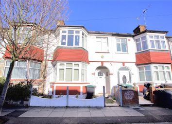 4 bed terraced house for sale in Oakdale Road, London N4