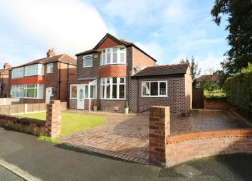 Thumbnail 3 bedroom detached house for sale in Ashley Road, Offerton, Stockport