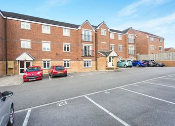Thumbnail 2 bed flat for sale in Bellflower Close, Whitwood, Castleford