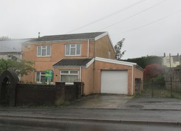 Thumbnail 3 bed terraced house for sale in High Street, Caeharris, Merthyr Tydfil