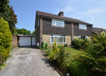 Thumbnail 3 bed semi-detached house to rent in Mill Lane, Storrington