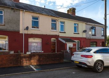 Thumbnail 3 bed terraced house for sale in Robert Street, Pontyclun, Rhondda Cynon Taf