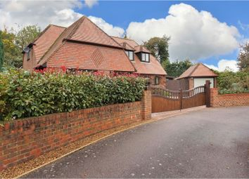 Thumbnail 4 bed detached house for sale in Homestead View, Sittingbourne
