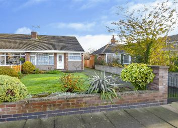Thumbnail 3 bed semi-detached bungalow for sale in Dovedale Avenue, Long Eaton, Nottingham