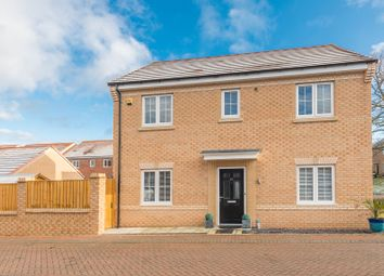 Thumbnail 4 bed detached house for sale in Summerhouse Drive, Sheffield