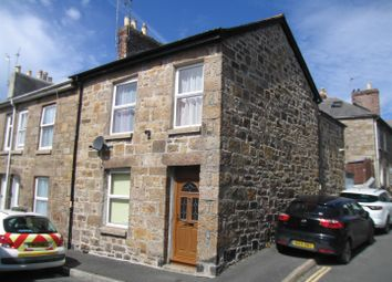 Thumbnail 2 bed end terrace house to rent in Gwavas Street, Penzance
