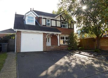 Thumbnail 4 bedroom detached house to rent in Highdowns, Hatch Warren, Basingstoke