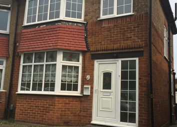 Thumbnail 4 bed semi-detached house for sale in Lawn Close, Edmonton