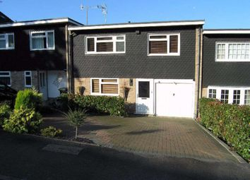 Thumbnail 4 bed terraced house for sale in On The Hill, Watford