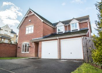 Thumbnail 4 bedroom detached house for sale in Queenswood Drive, Sheffield