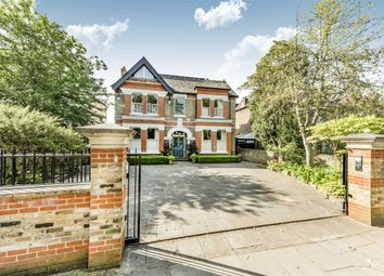 Thumbnail 7 bed detached house for sale in Carlton Road, London