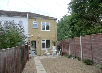 Thumbnail 2 bed end terrace house to rent in Park Street Lane, St Albans